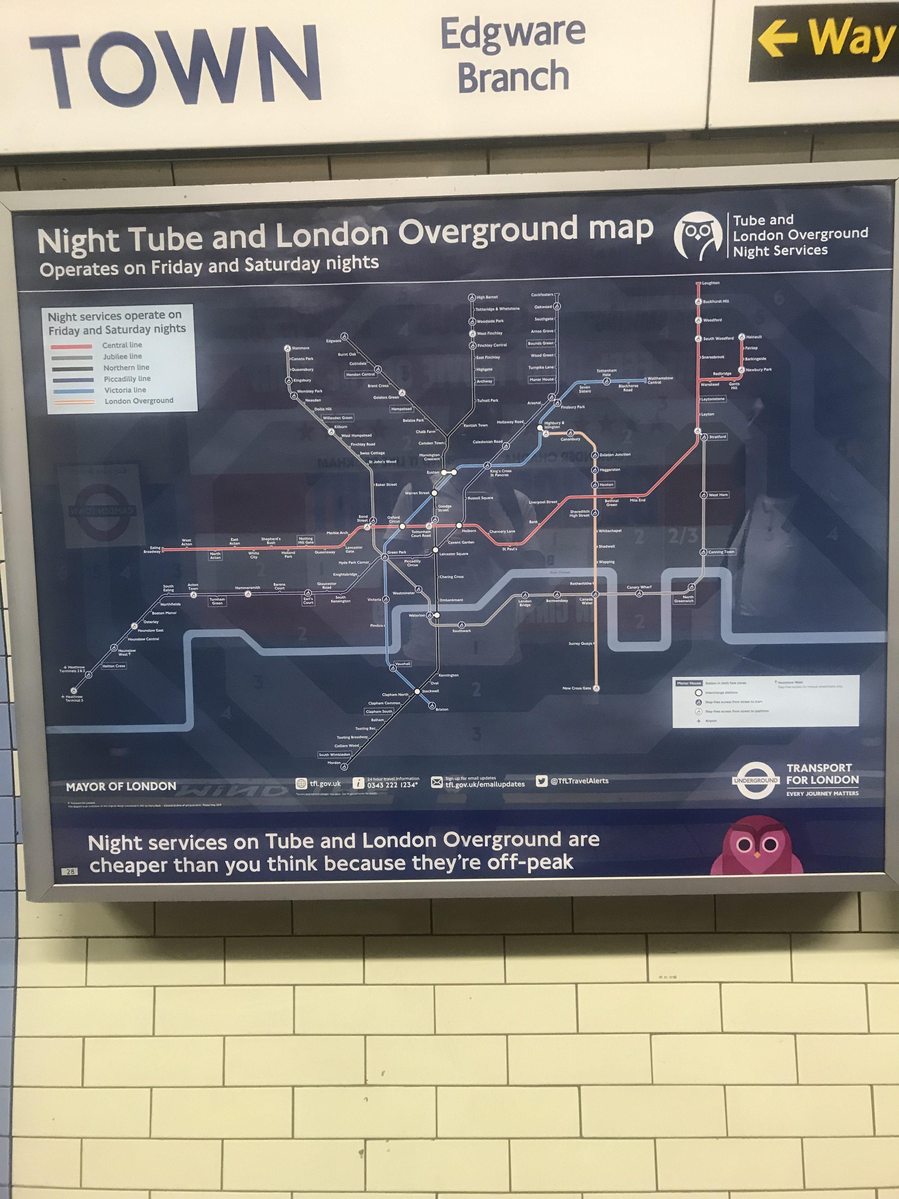 Metro aperte tutta la notte!super safety
