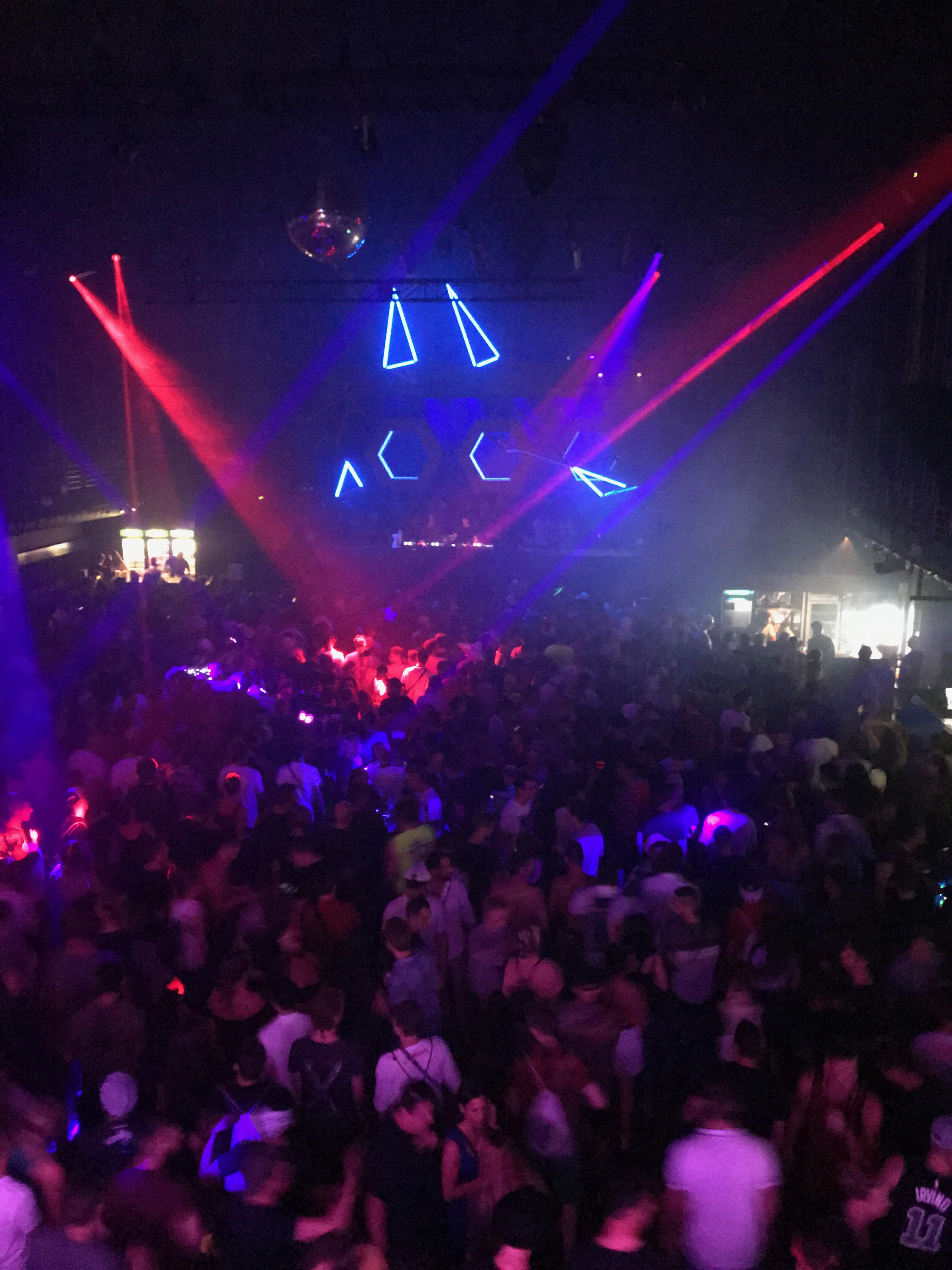 EX-TRA Club Tecno di Zurigo